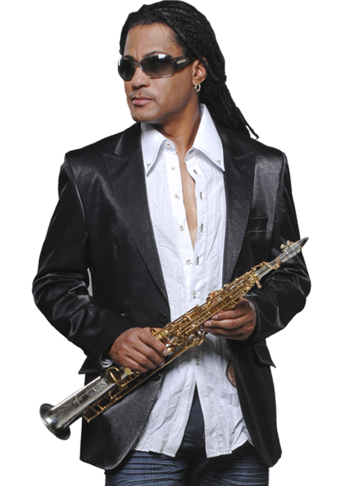 Marion Meadows playing jazz in Atlanta