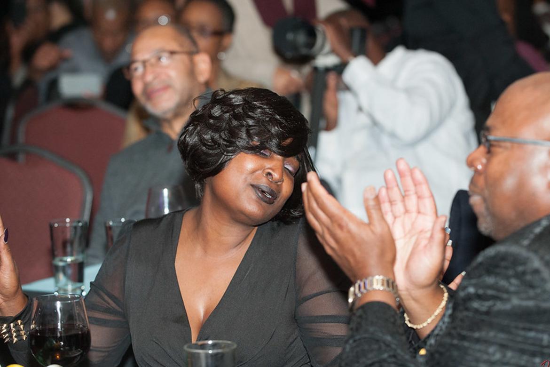 Audience at Suite Jazz Series | Atlanta Live Music Venue